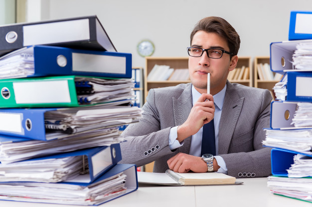 Aportar documentos en papel en caso de inspección